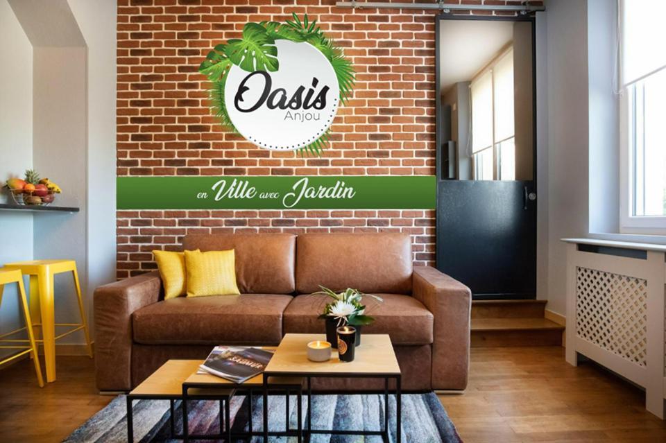 Apartment OASIS Anjou, Apartment Saumur