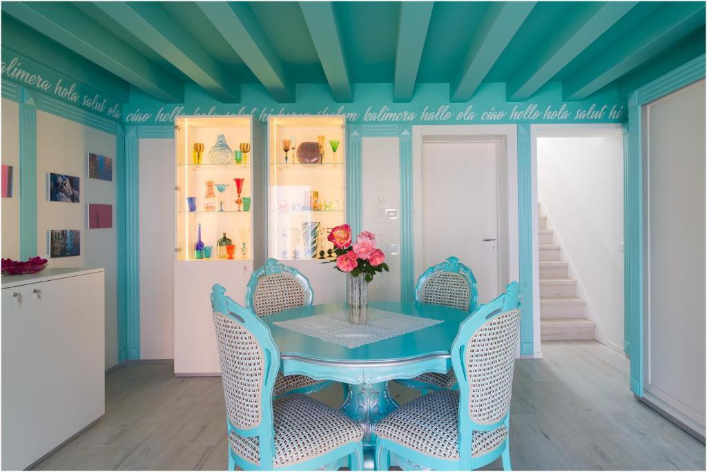 Tiffany home appartamenti burano