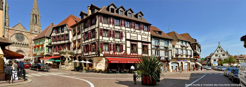Hotel Restaurant Obernai Alsace