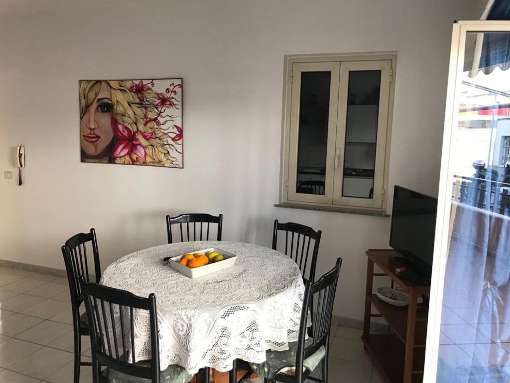 Splendida casa con Terrazza, Apartment Santa Teresa di Riva