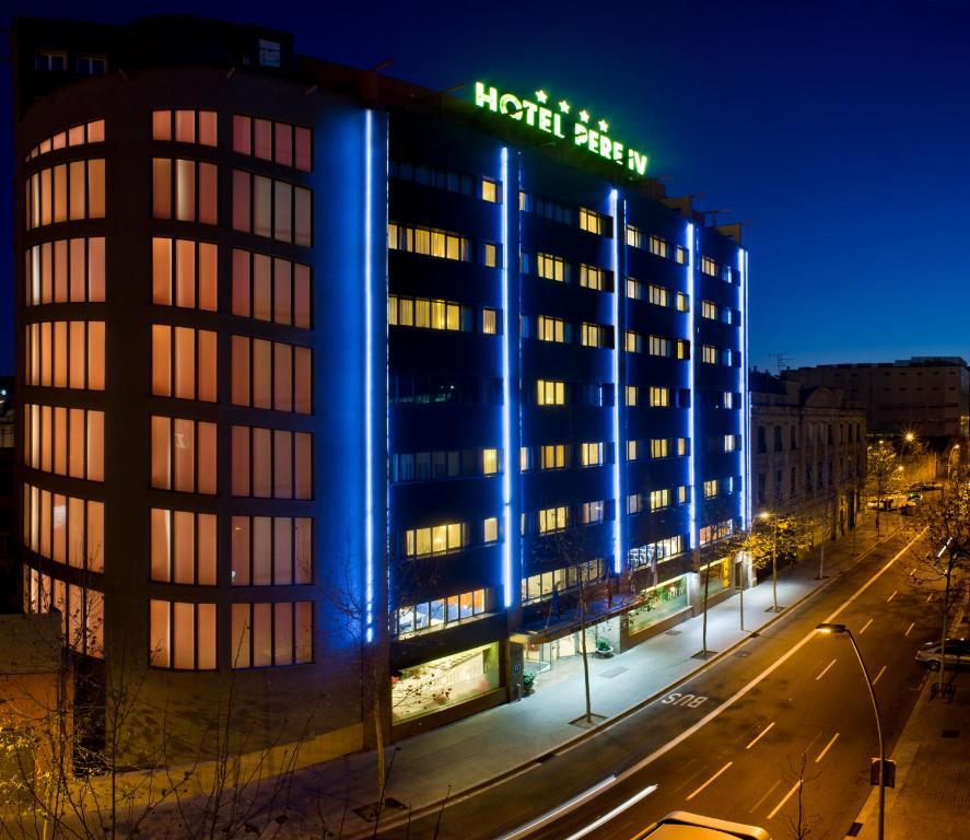 Sall s hotel pere iv barcellona prenotazione on line for Prenotare hotel barcellona