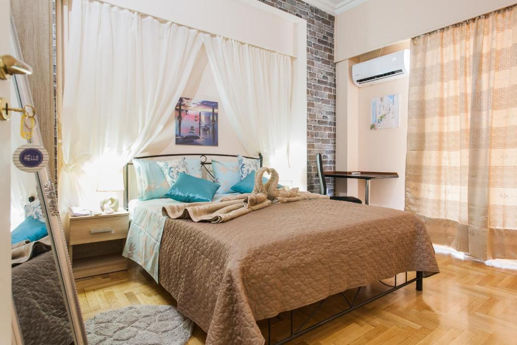 Athens Cozy Bedrooms Walk To Acropolis Bed Breakfast Athens