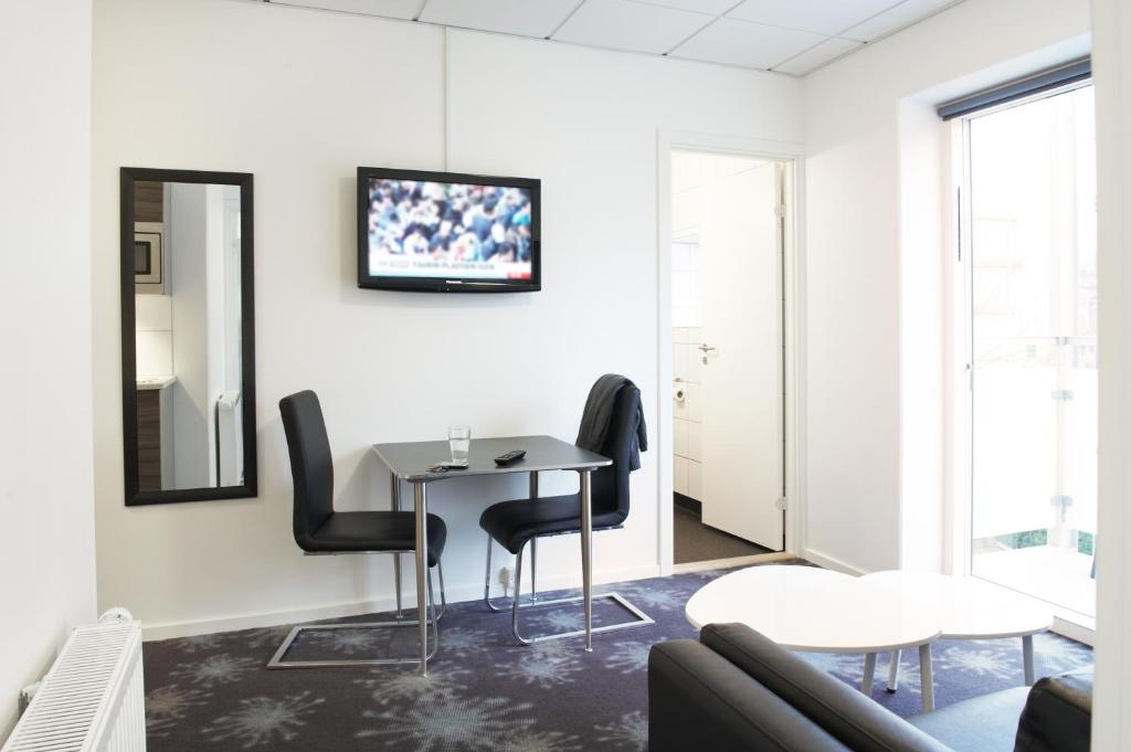 Camere Da Letto Faber.Aparthotel Faber Aarhus