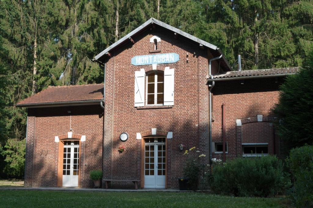 Chambres D Hotes Bernafay Wood B B Chambres D Hotes Montauban De