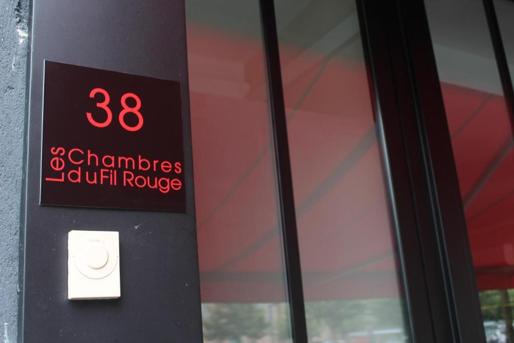 Les Chambres Du Fil Rouge Chambres D Hotes Armentieres