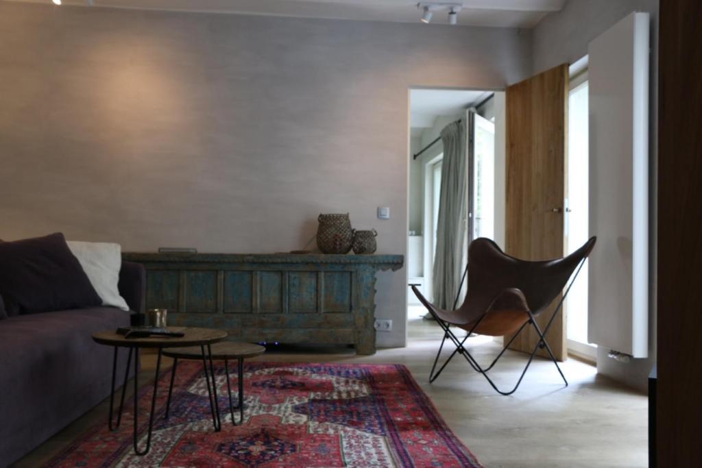 apartment design im industriellen stil loft, loft - koetshuis, apartment gent, Design ideen