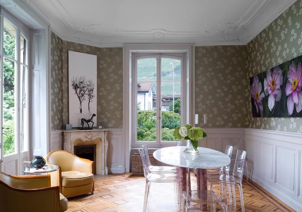 Villa de Maître, Chambres chez l\'habitant Martigny