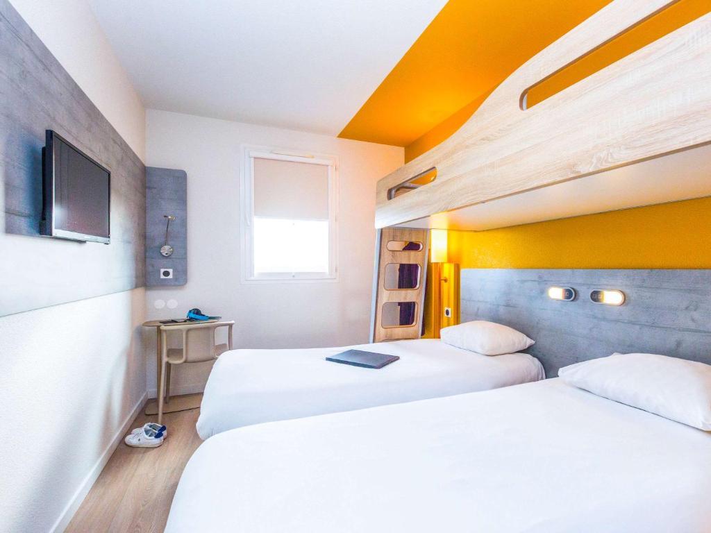 ibis budget marmande r servation gratuite sur viamichelin. Black Bedroom Furniture Sets. Home Design Ideas