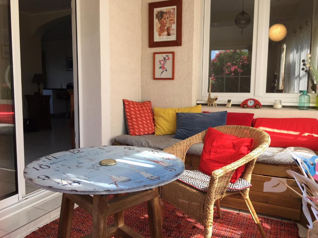 Jolie maison de village proche Montpellier, Ferienhaus Le Crès