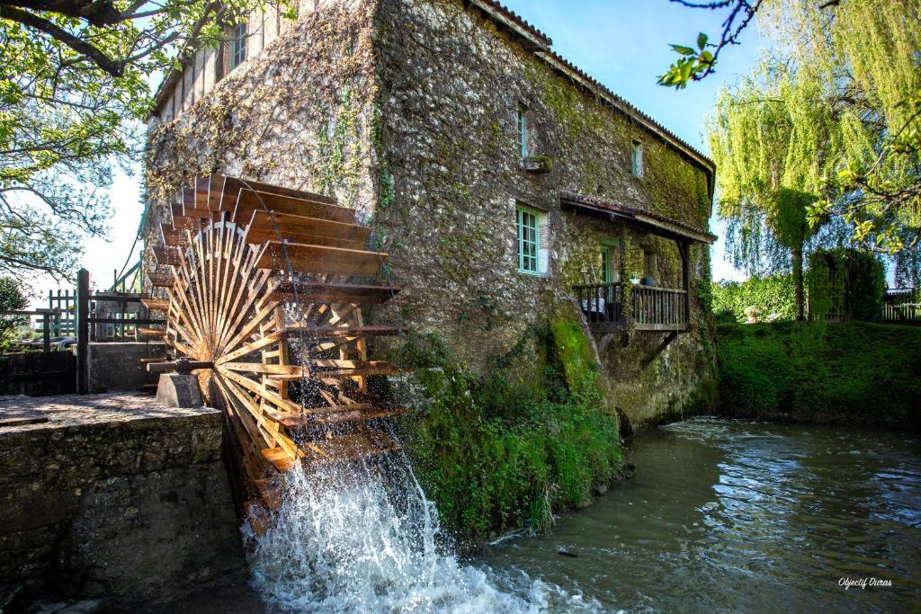 Chambre d'hôtes Moulin de Cocussotte, Chambre d'hôtes Saint-Pierre sur Dropt
