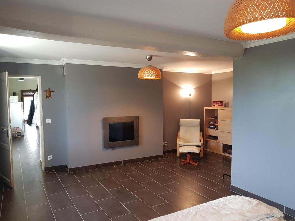 Gästezimmer Suite parentale dans une bellle longere percheronne ...