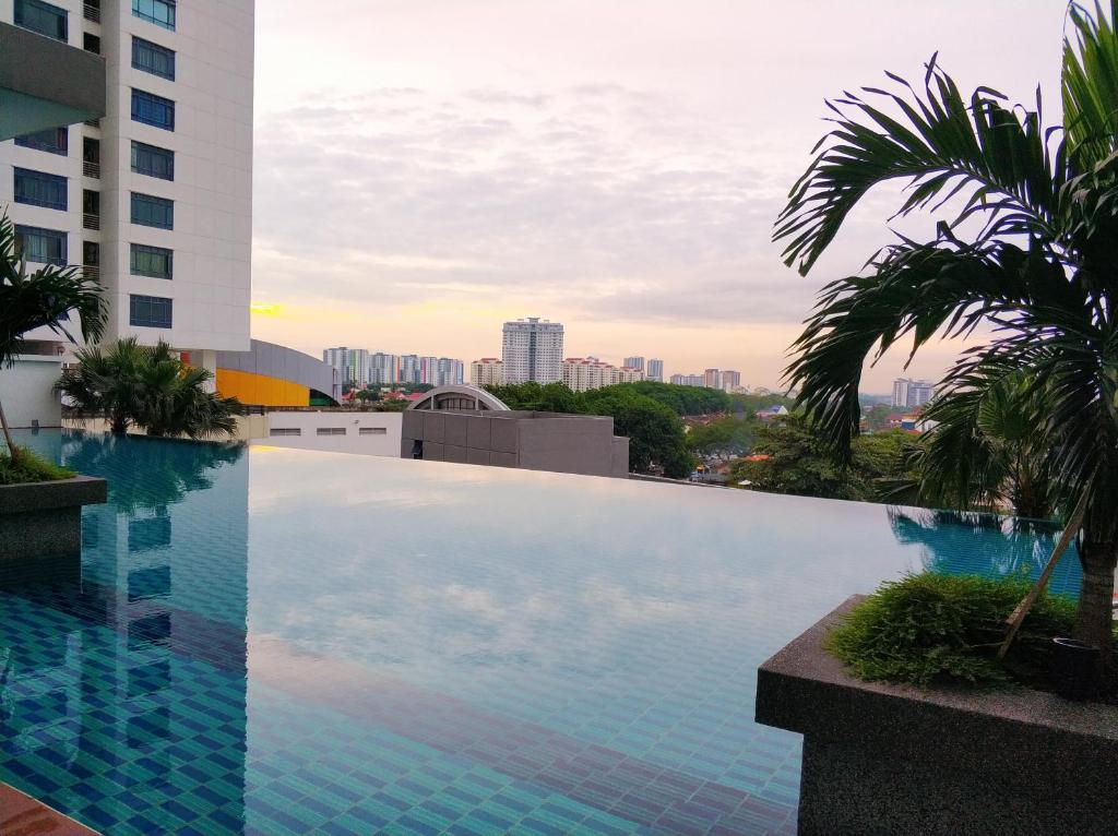 Ais Kacang Sweet Home Pinnacle Tower Appartamento Johor Bahru