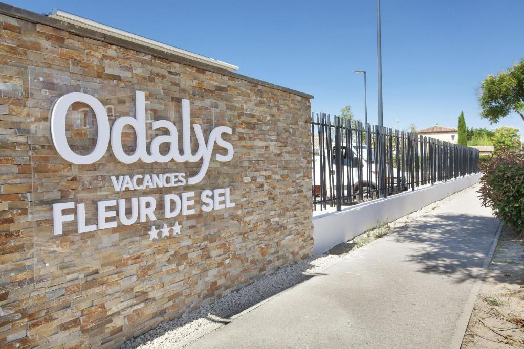Residence Odalys Fleur De Sel Holiday Residences Aigues Mortes
