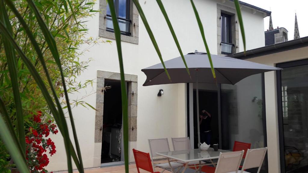 Appartement 3 Rue des Gentilshommes - Appartement à Quimper dans le ...
