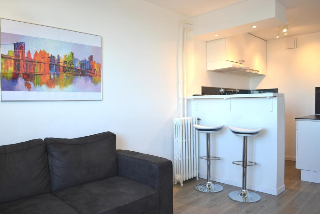 Apartment T2 Design Metro st Cyprien, Apartment Toulouse