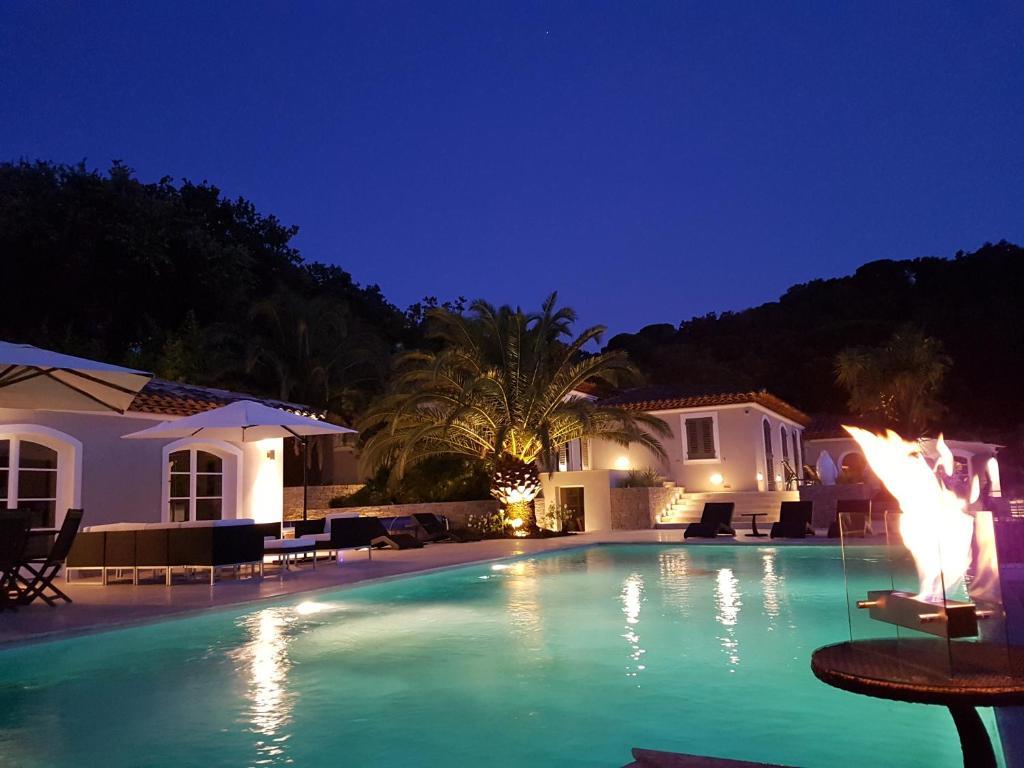 Villa Teranga Villa Saint Tropez