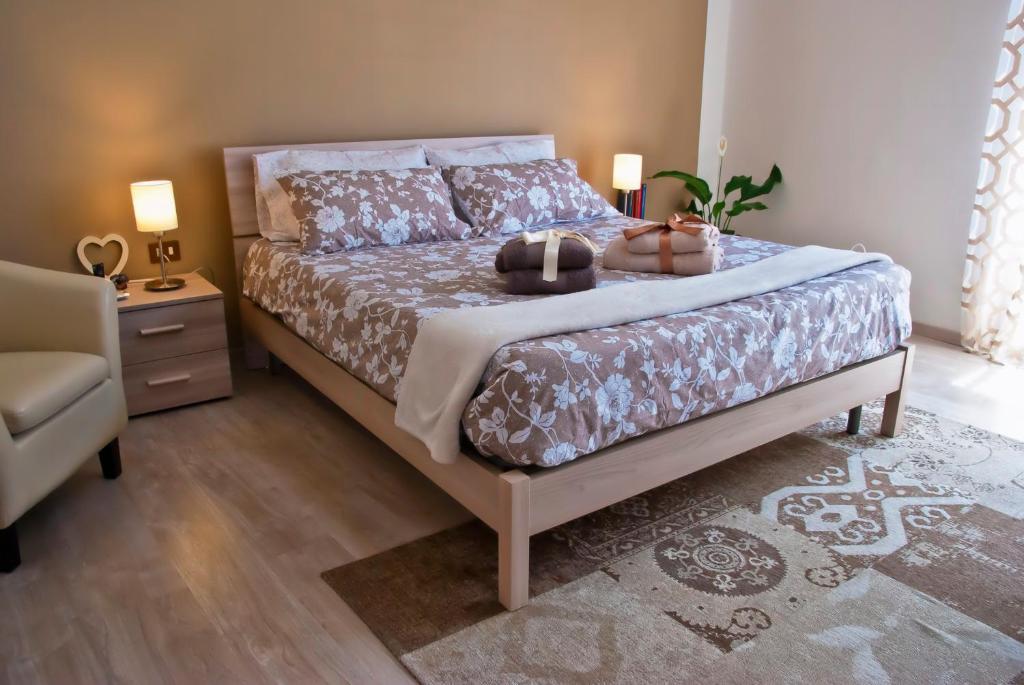 Montellinos Suite Tortora, Bed & Breakfast Sant\'Antioco