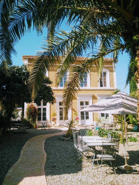 980bae8f74e Chambres d hôtes La Maison des Palmiers