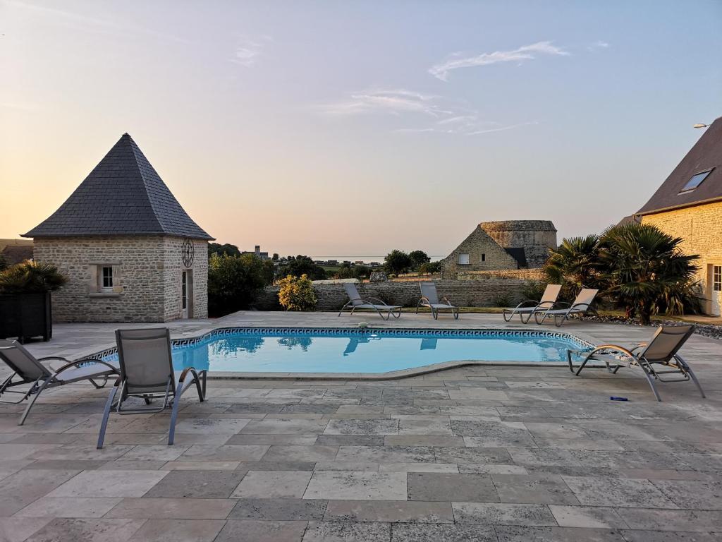 Villa Gold Beach, Holiday homes Saint-Côme de Fresné