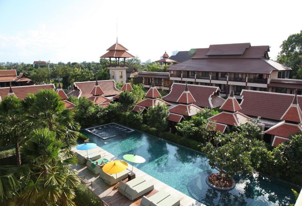 Siripanna Villa Resort, Chiang Mai -