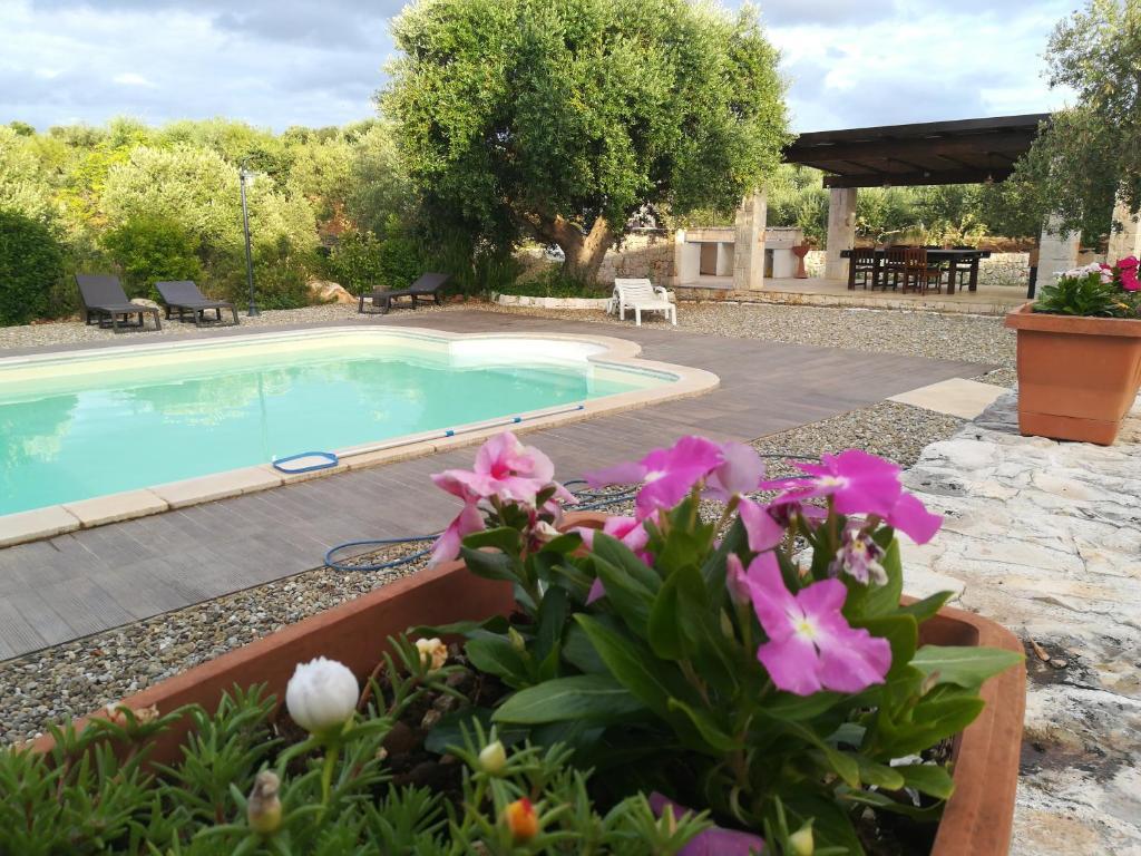 Indoor pool grotte  Trulli & Grotte Exclusive Haus Resort, Vermietung Castellana Grotte
