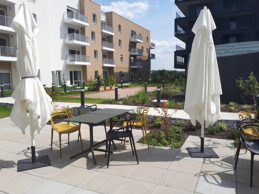 domitys calliope appart 39 hotel metz en moselle 57. Black Bedroom Furniture Sets. Home Design Ideas