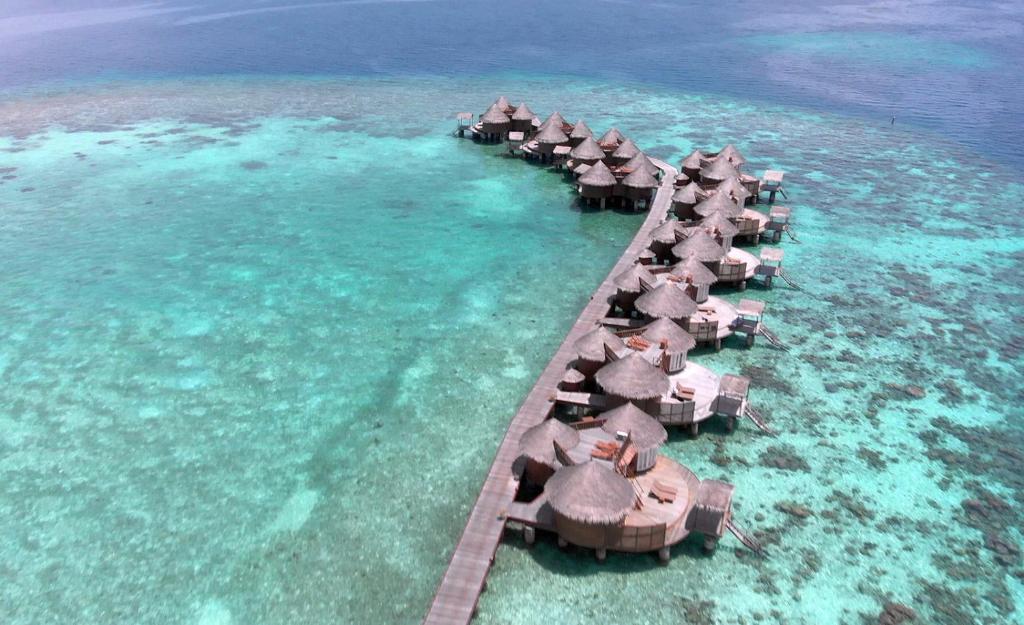 templado excepción Abandono  Nika Island Resort & Spa, Maldives, Holiday residences Nika Island