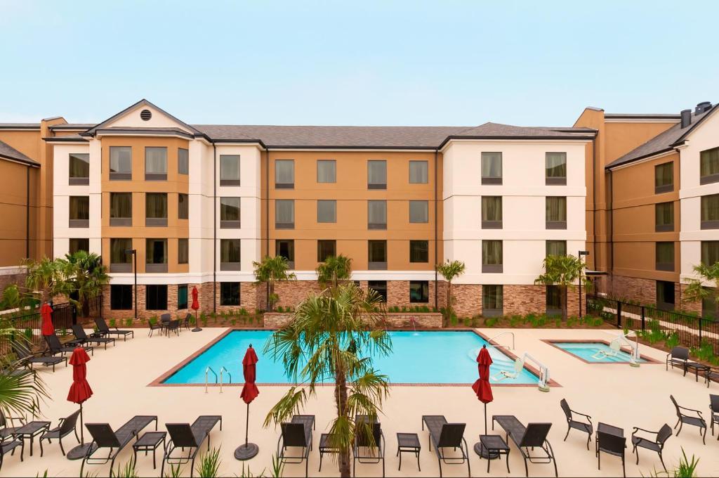 Hilton Garden Inn Shreveport Bossier City Bossier City Book Your Hotel With Viamichelin