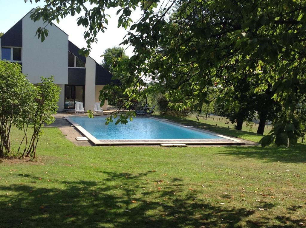 Maison d hote en alsace avec piscine ventana blog - Chambre d hote piscine bretagne ...