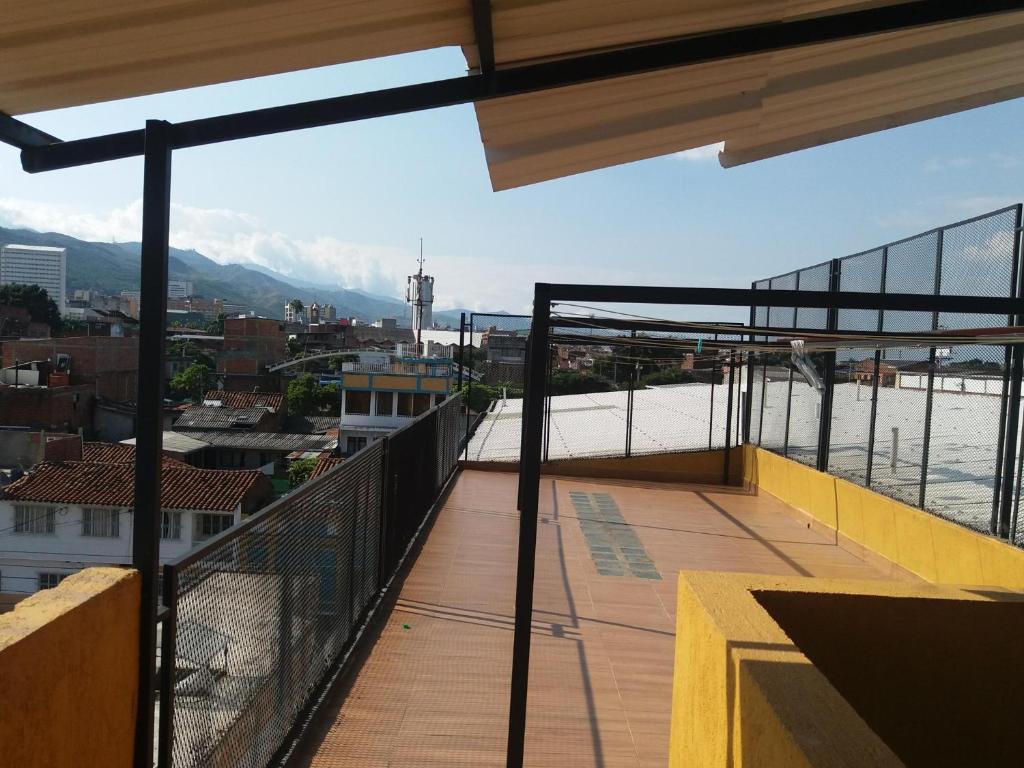 Apartaestudios Amoblados Apartment Cali