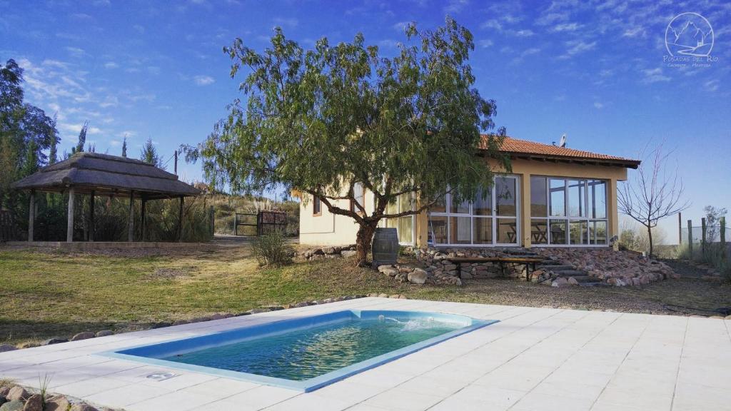 Posadas Del Río Casas De Vacaciones Las Compuertas