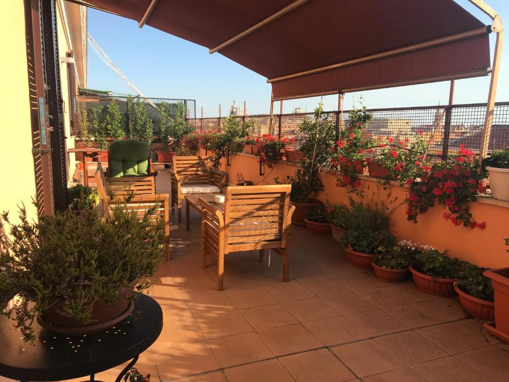 La Terrazza Di Evelina Guest House Bed Breakfast Rome