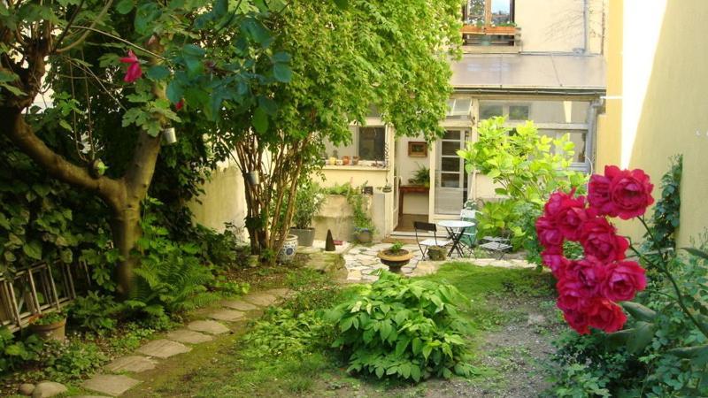 Maison et Jardin sur la quai de l\'Isère, Ferienhaus Grenoble