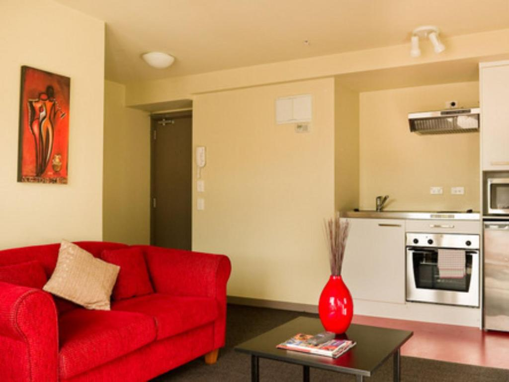 Southern Cross Serviced Apartments, Appart\'hotels Wellington