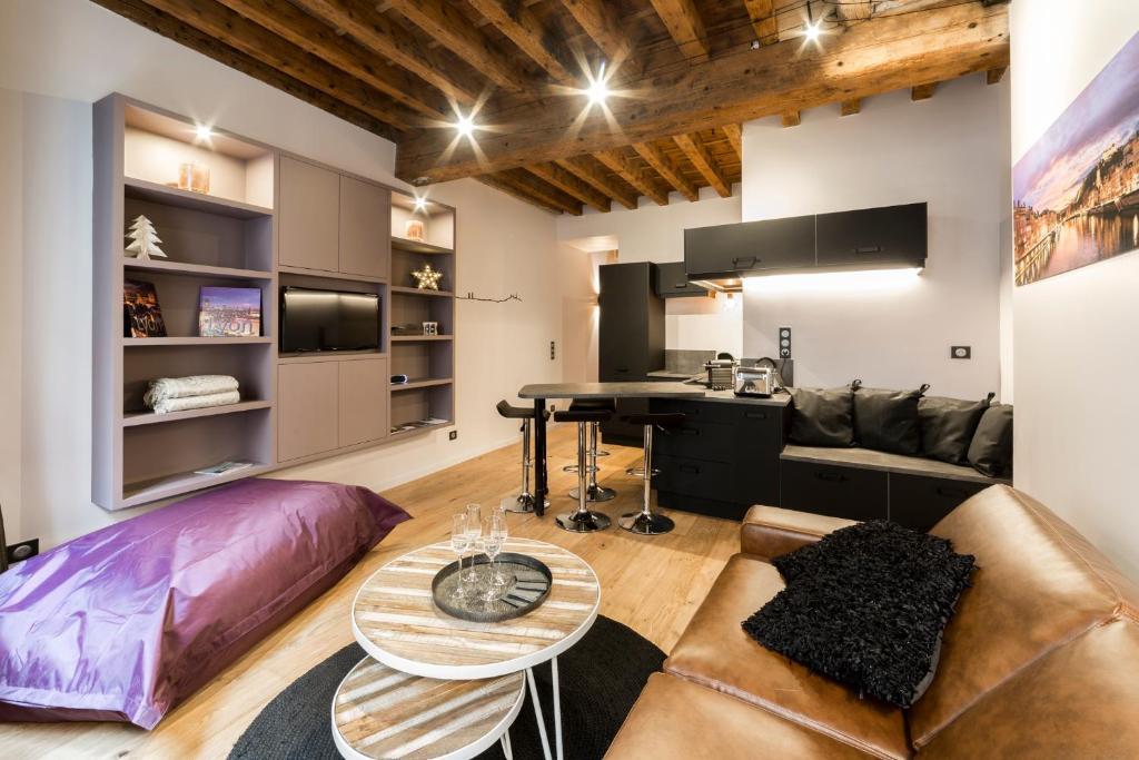 Appartement Bijou de grande qualité, Appartement Lyon ffb2f257c30