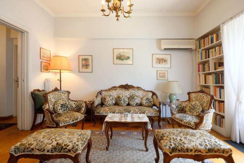 Vintage Apartment Apartment Athens