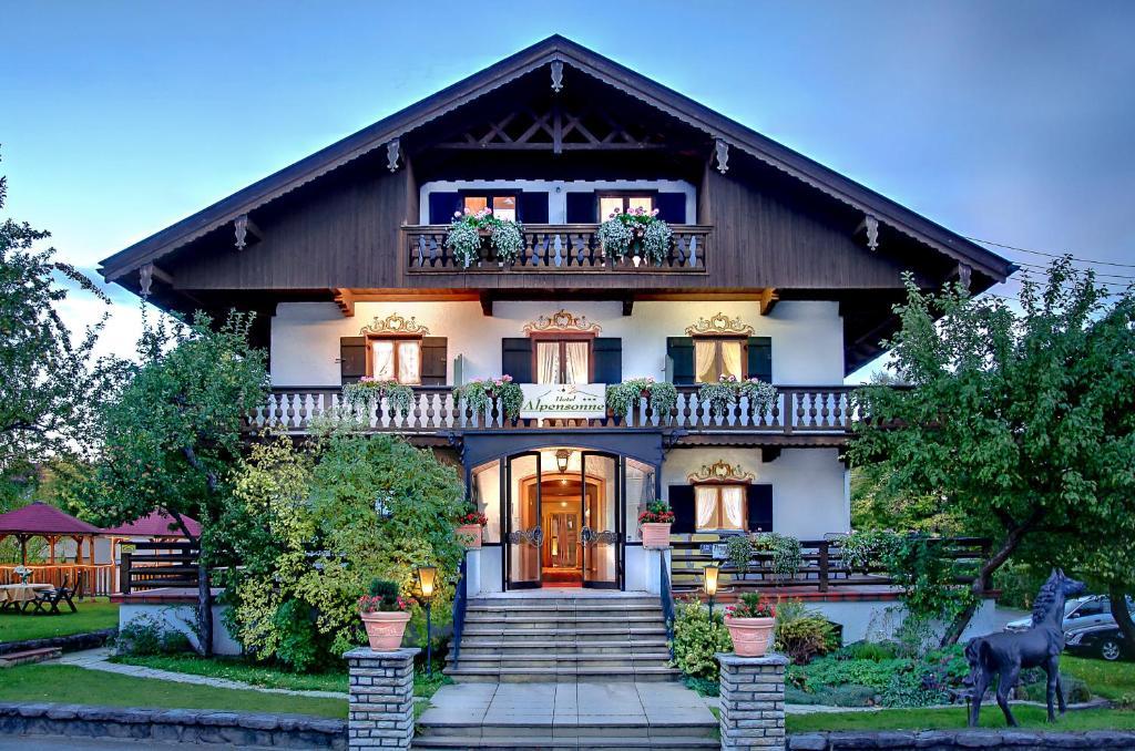 Hotel Alpensonne Bad Wiessee