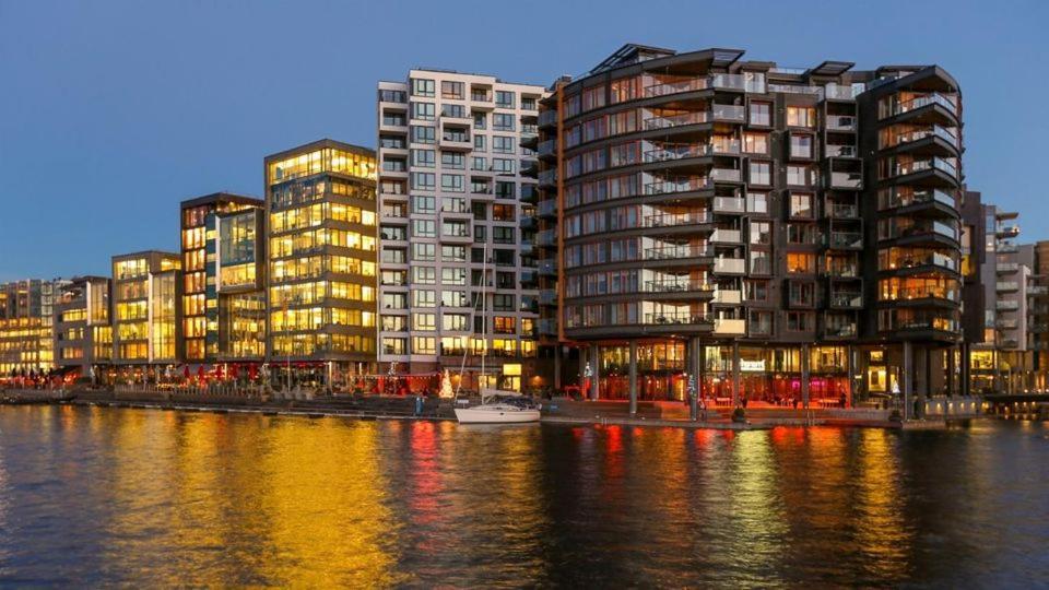 Aker brygge Apartment, Bed & Breakfast Oslo