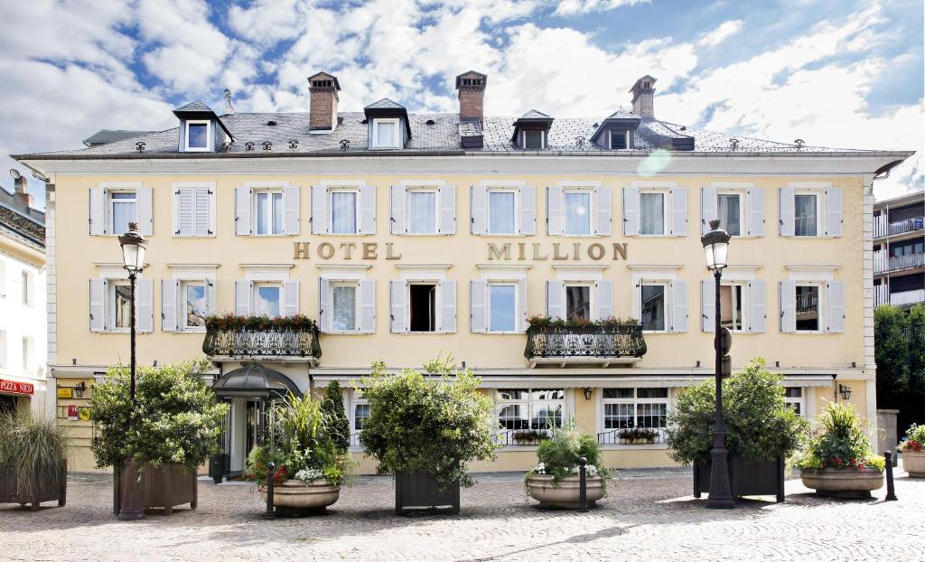 Hotel Million Albertville