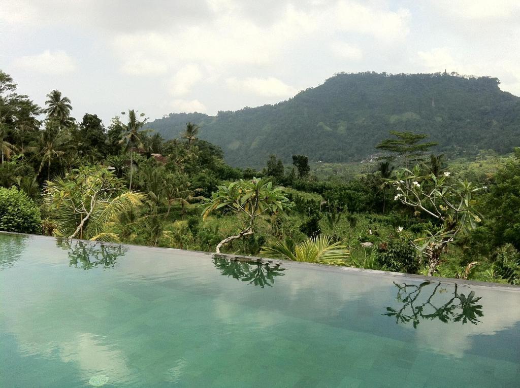 Villa Shantiasa Bali Bed Breakfast Sidemen
