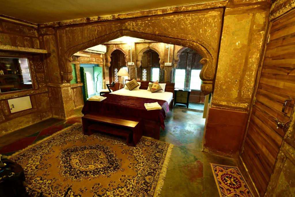 The Arch Boutique Home Stay Homestays Jodhpur