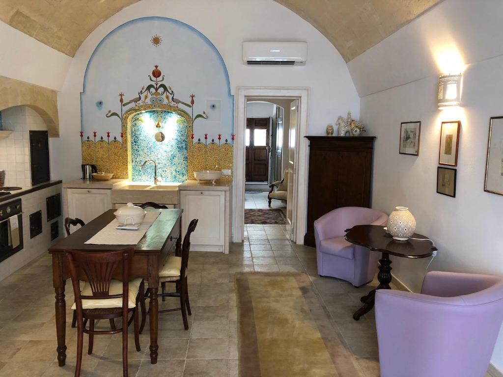 Camera Matrimoniale A Grottaglie.Il Mosaico Suite Appartamento Grottaglie Casa Vacanze Grottaglie