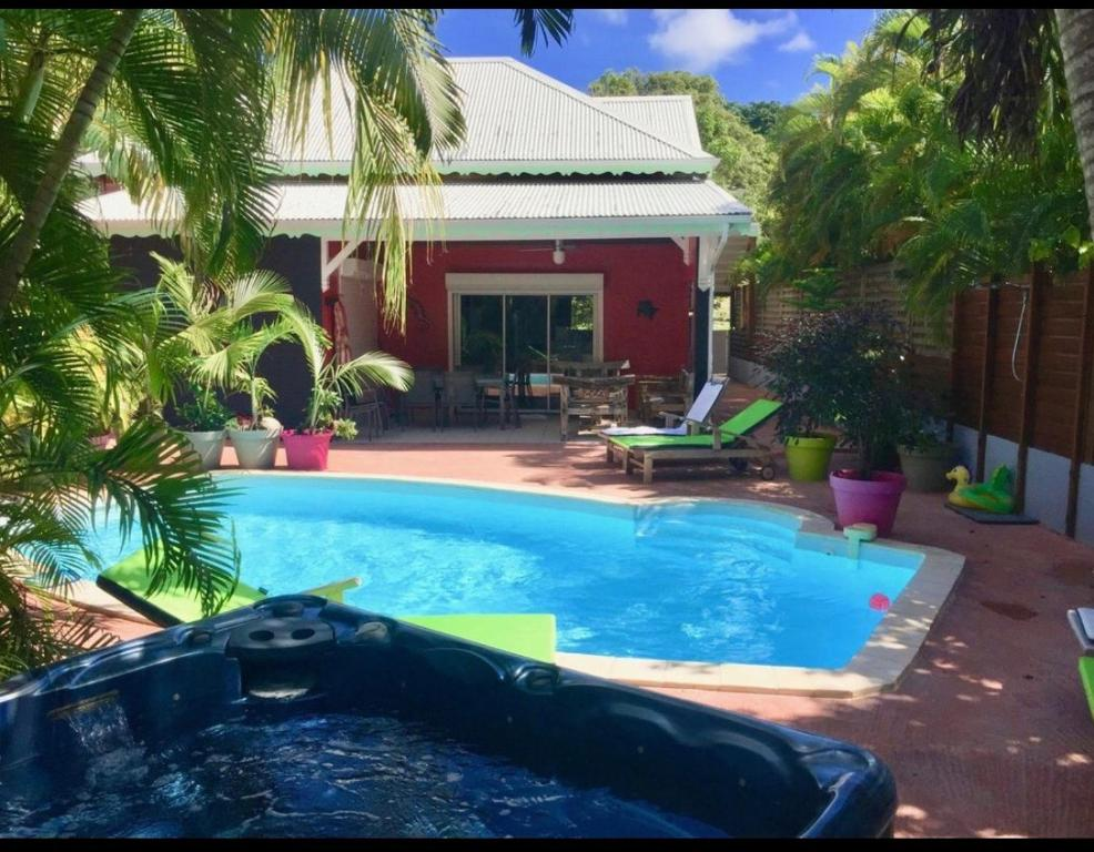 Villa Fort Fleur D Epee Maison De Vacances Le Gosier