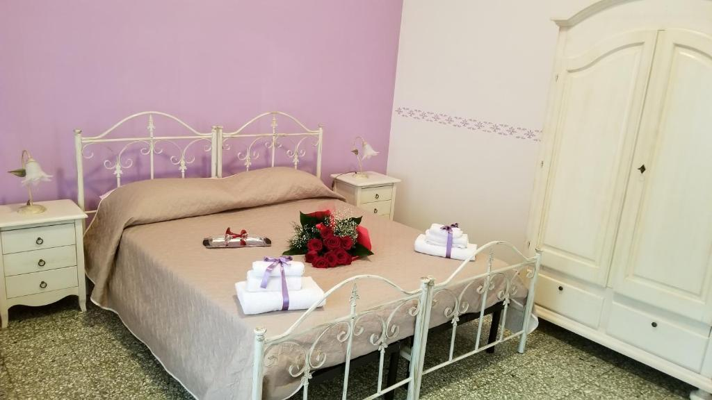 Camera Matrimoniale A Grottaglie.B B Grottaglie Da Mino Bed Breakfast Grottaglie