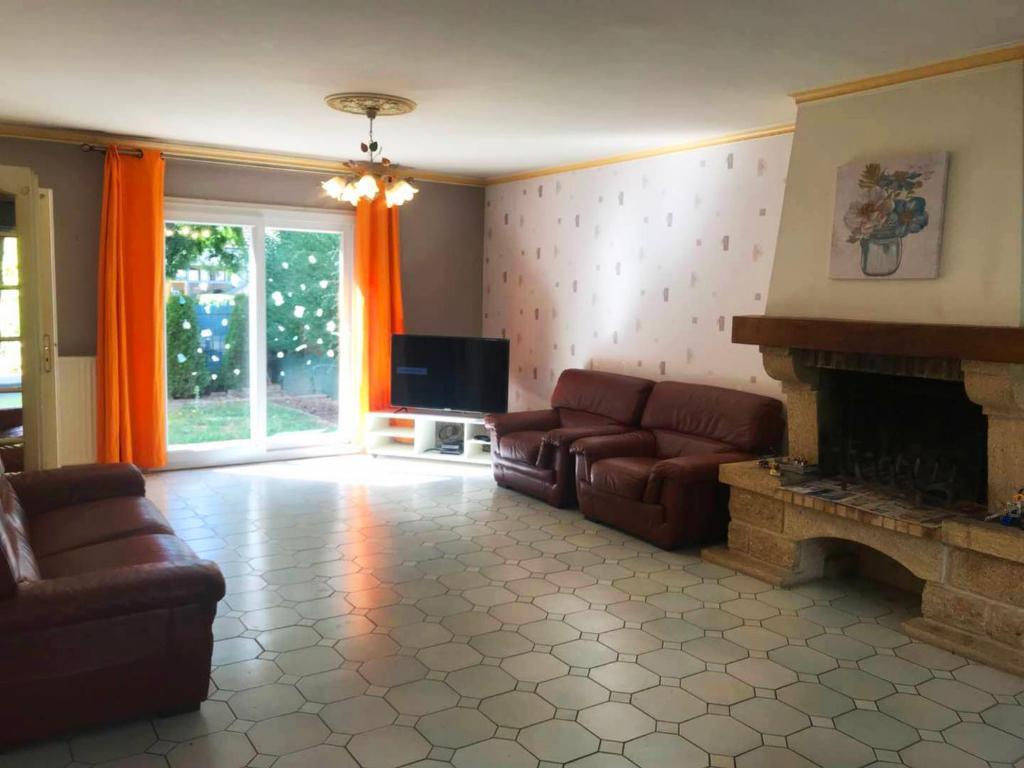 Belle Maison pres Disnyland et Val d\'europe, Villas Bussy Saint-Georges