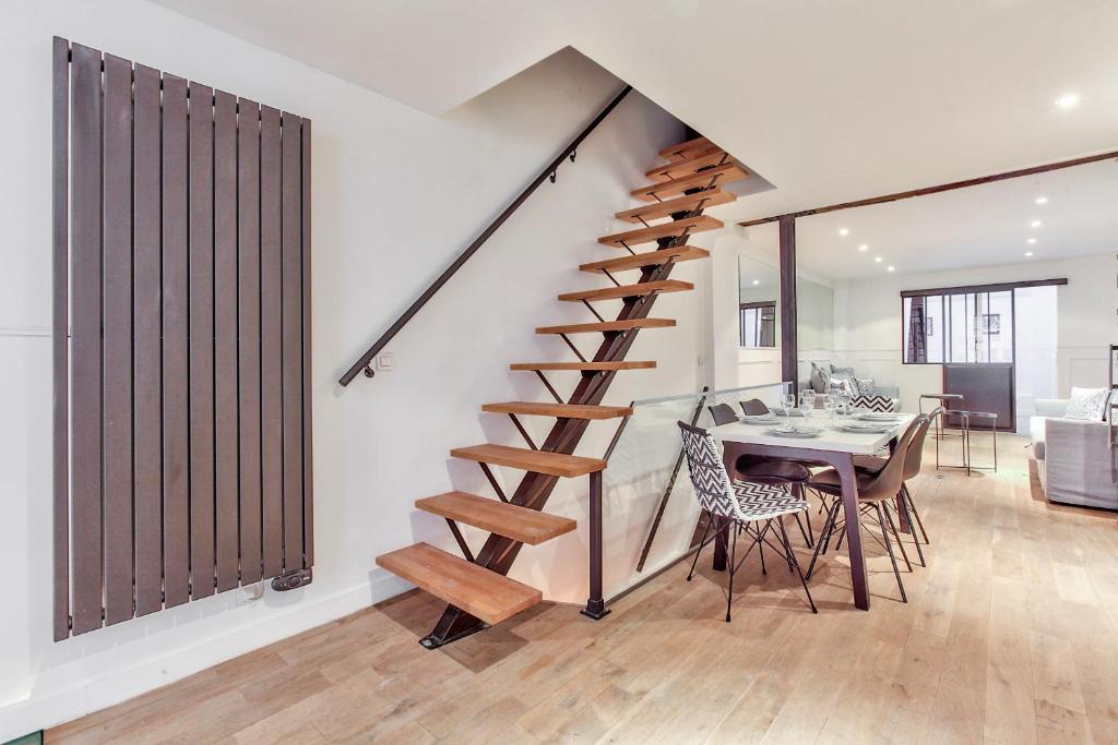 Wohnung 31 Atelier Keith Harings 18 Jeuneurs Wohnung In Paris
