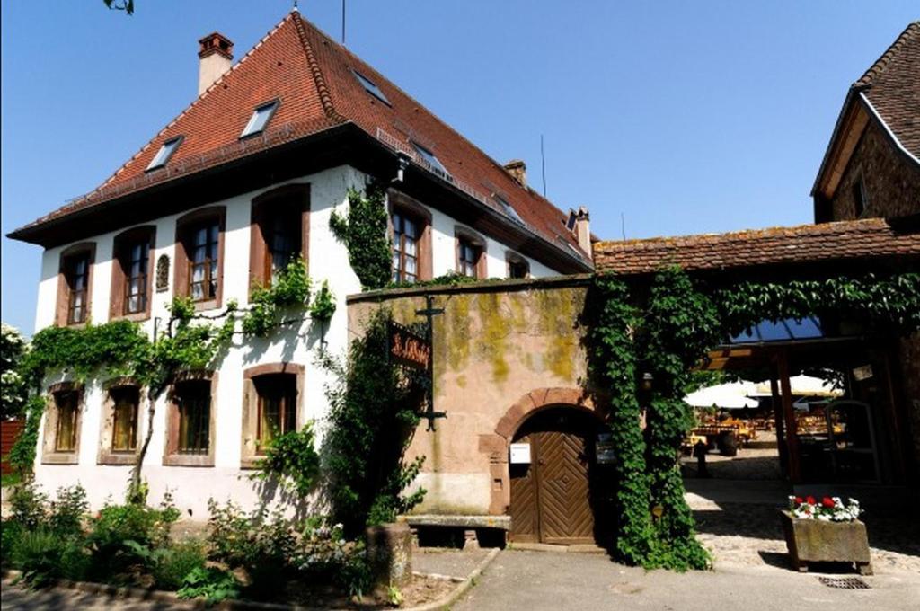 Hotel Restaurant Spa Soultz Les Bains