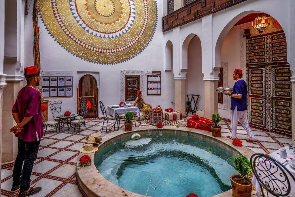 Riad Safran et Cannelle & Spa - Chambres d\'hôtes à Marrakech ...