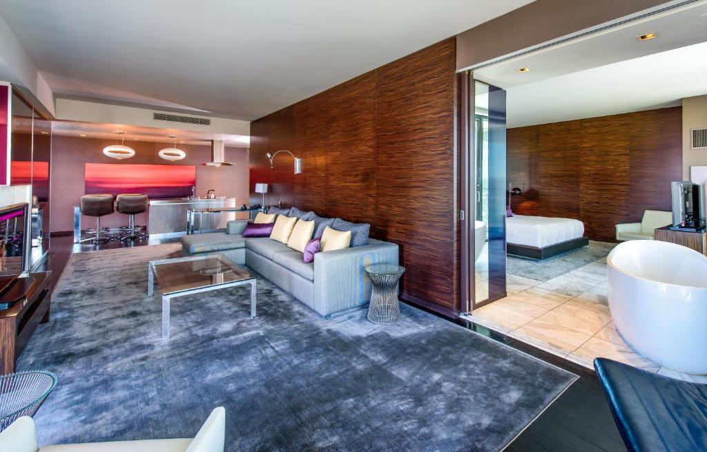 Palms Place One Bedroom Suite 1220 Sqft Appart Hotel Las Vegas