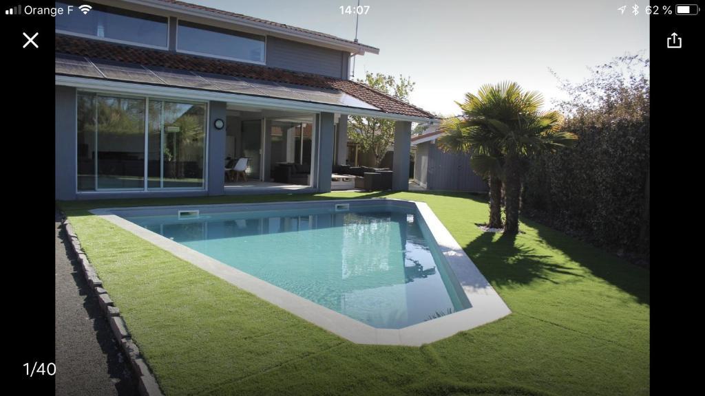 La Villa Du Bassin Piscine Et Spa Villa Andernos Les Bains